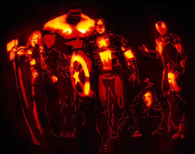 The pumpkin wizard view topic avengers
