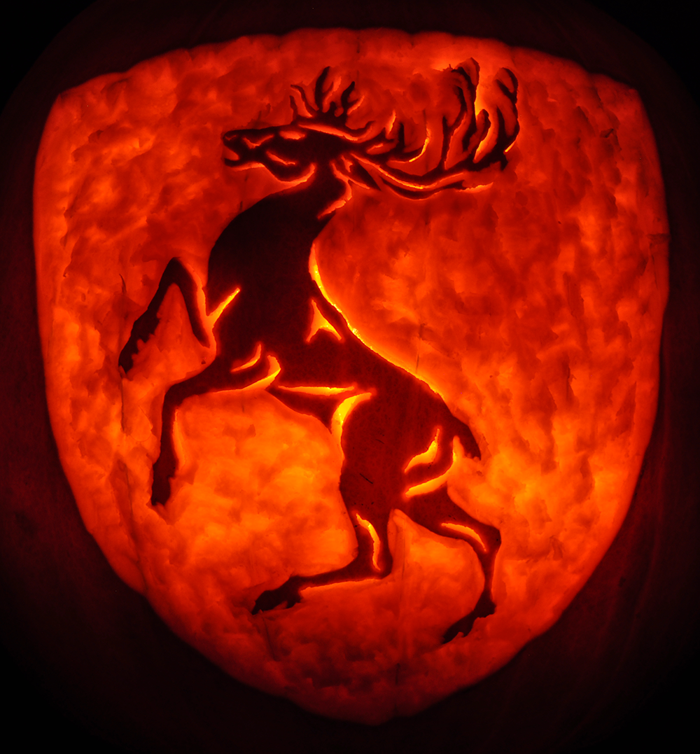 Game of Thrones Baratheon Sigil - James