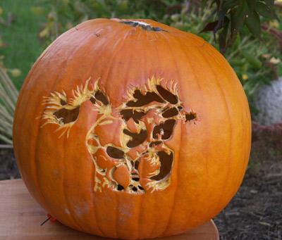 Noel S 2004 Pumpkins