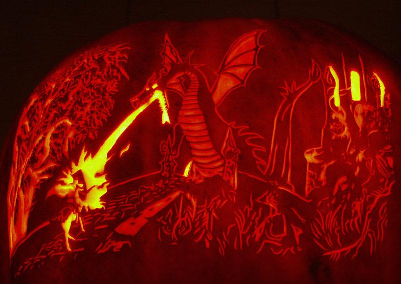 Noel S 2007 Pumpkins