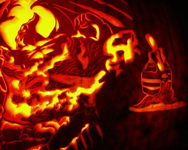 Noel S 2008 Pumpkins