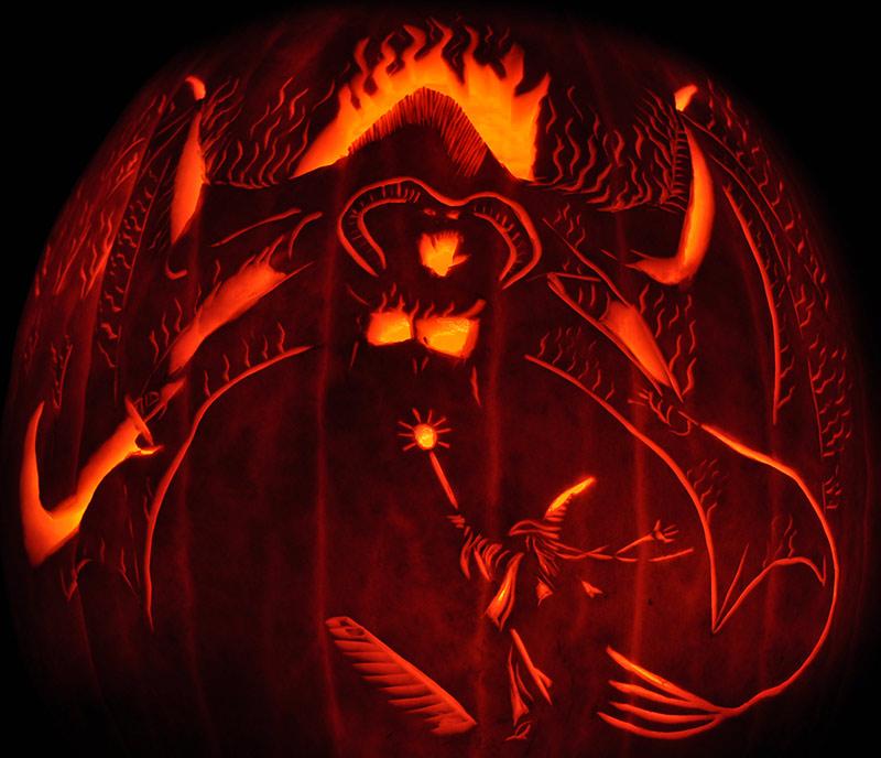 Fantasy Pumpkins Noel S Pumpkin Carving Archive