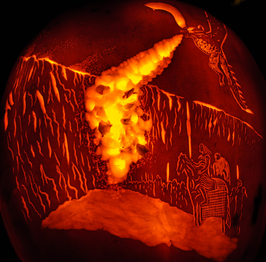 Fantasy pumpkins